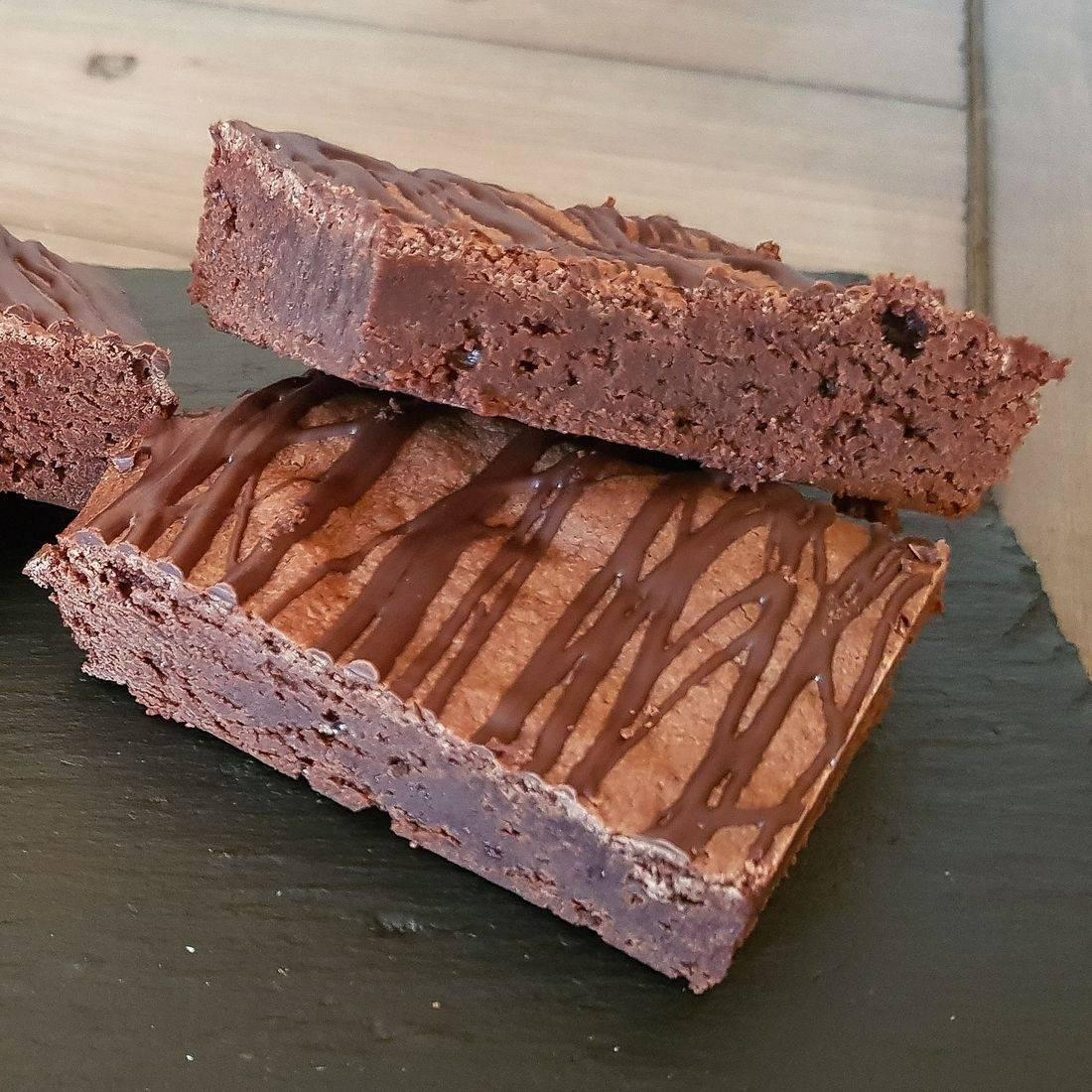 gluten free brownies by post, gluten free brownies