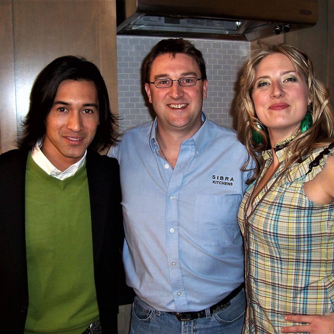 Derek Krauss Emmanuel Belliveau Andrika Lawren Sibra Kitchens Markham Toronto cabinets HGTV