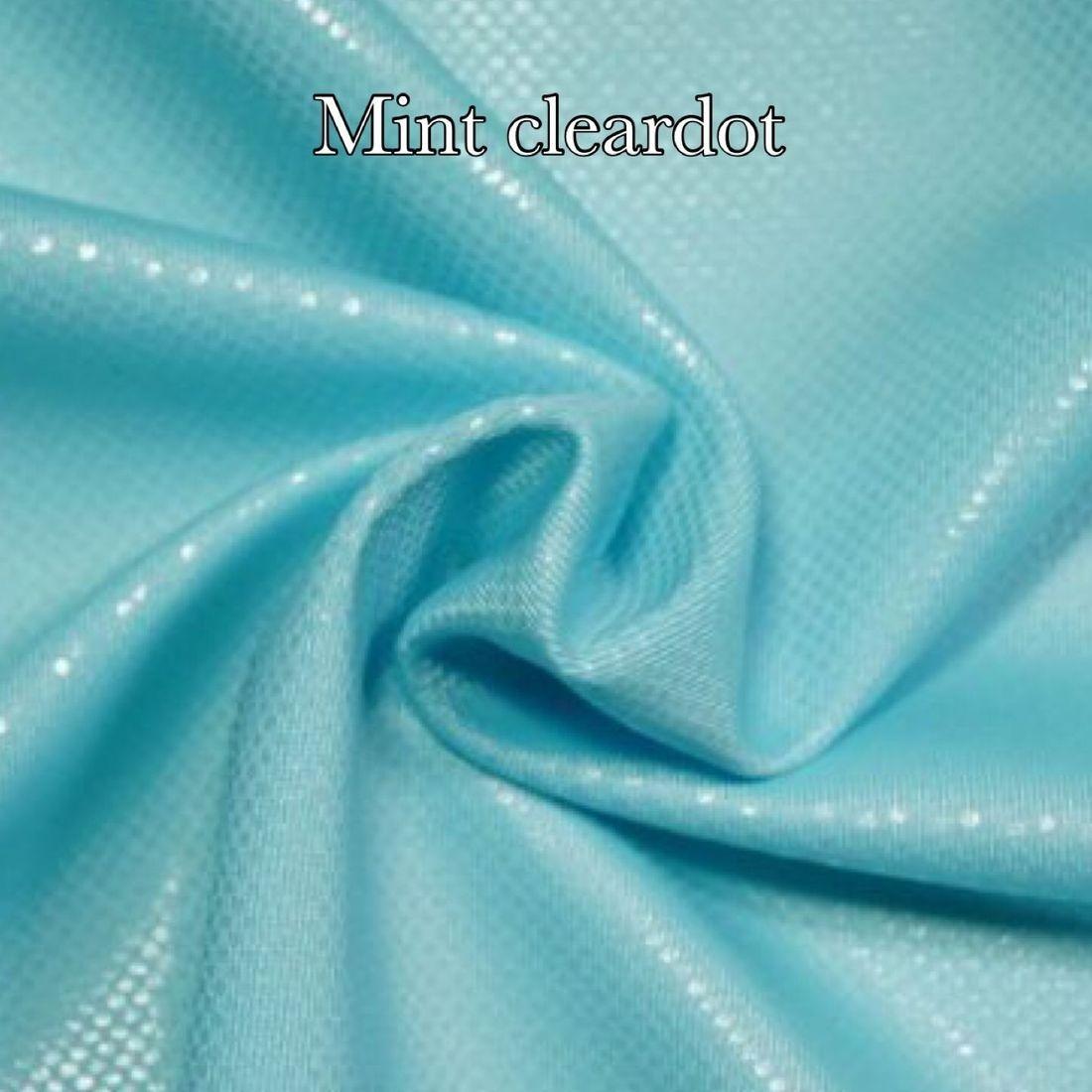 Light blue cleardot