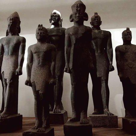 Koush Et Les Pharaons Noirs