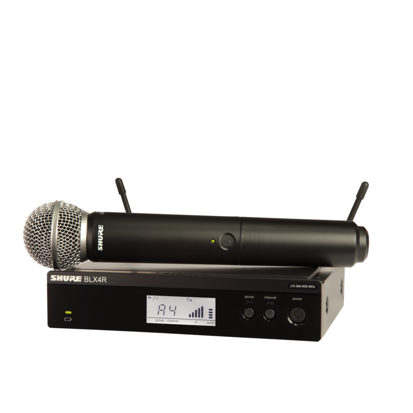 wireless microphones for rent