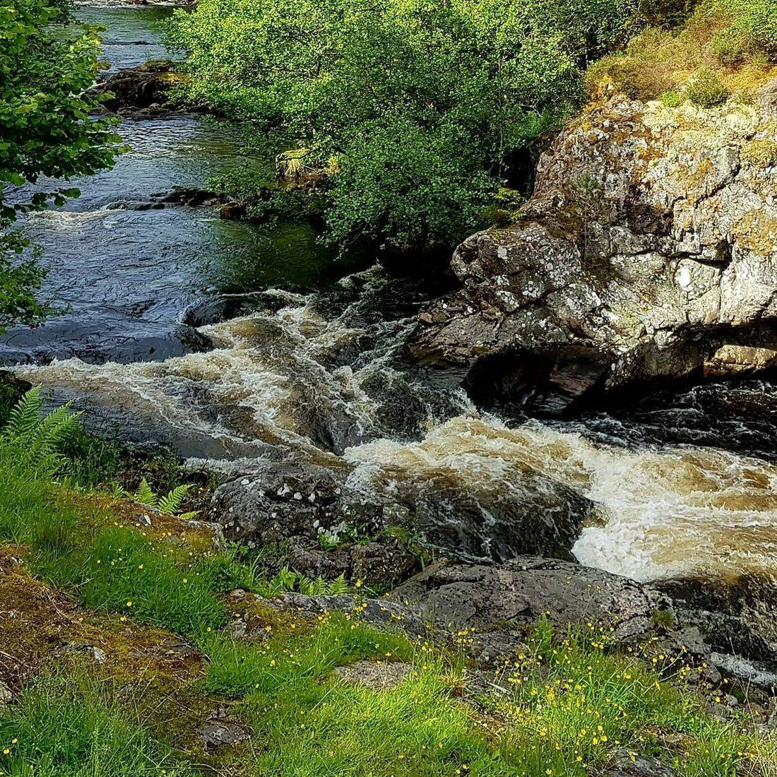 Falls of shin highland discovery tours