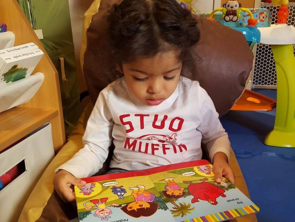 Preschooler, Maryland