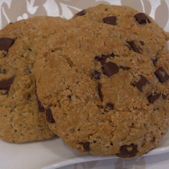 vegan  chocolate chookies