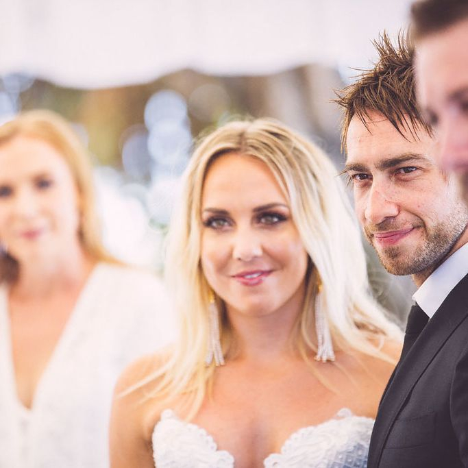 Anneka and Kent's Surf Club Wedding
