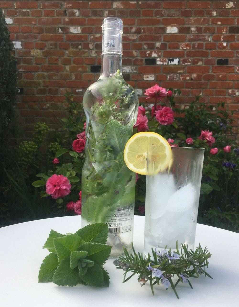 Rosemary & Mint Water - Good for the Mind
