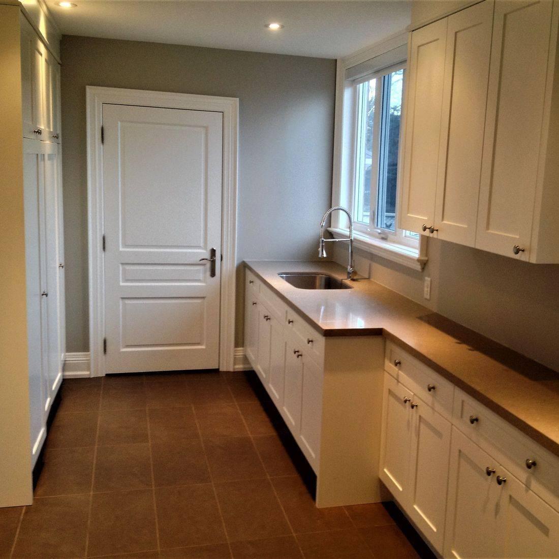 Sibra Kitchens Markham Toronto cabinets laundry room