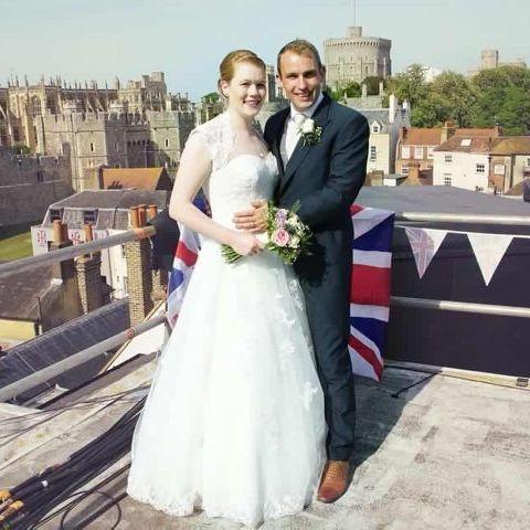 Windsor Wedding May 2108