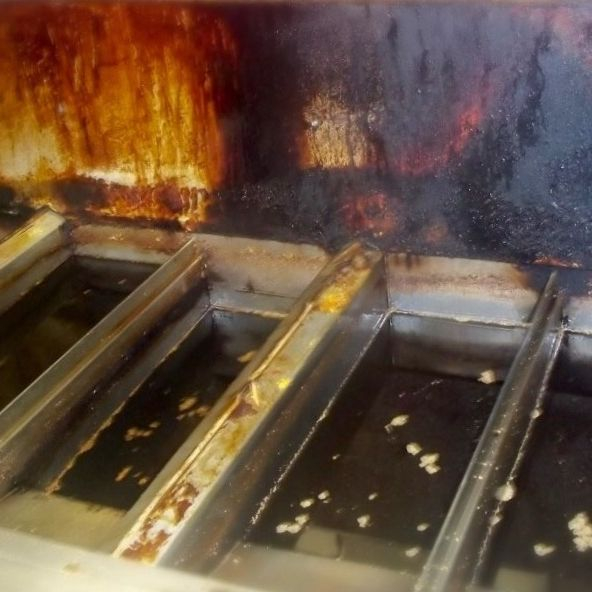 Dirty deep fryer cost more to operate