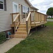trailer deck