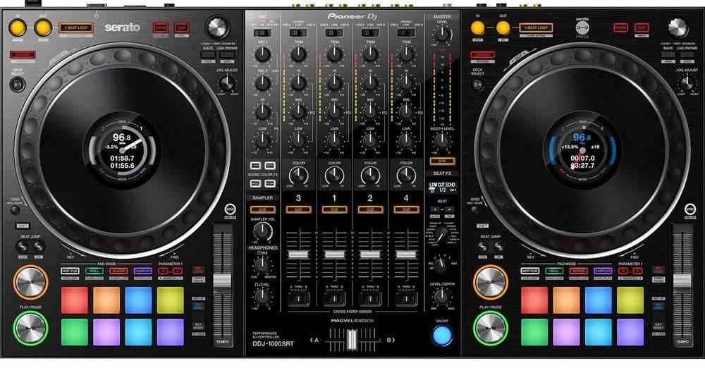 Pioneer DJ DDJ 1000SRT 4 - Channel DJ Controller for rent