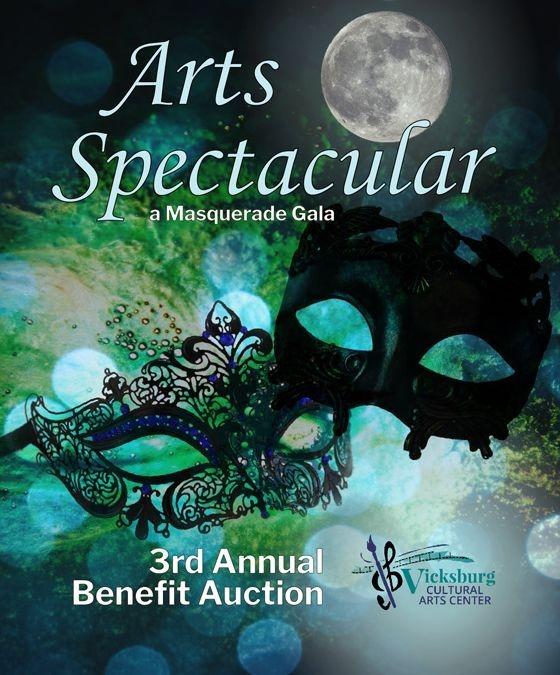2018 Arts Spectacular Masquerade Gala