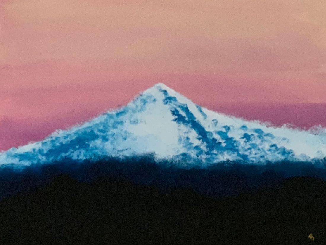 Mount Hood, snow, skiing, Oregon