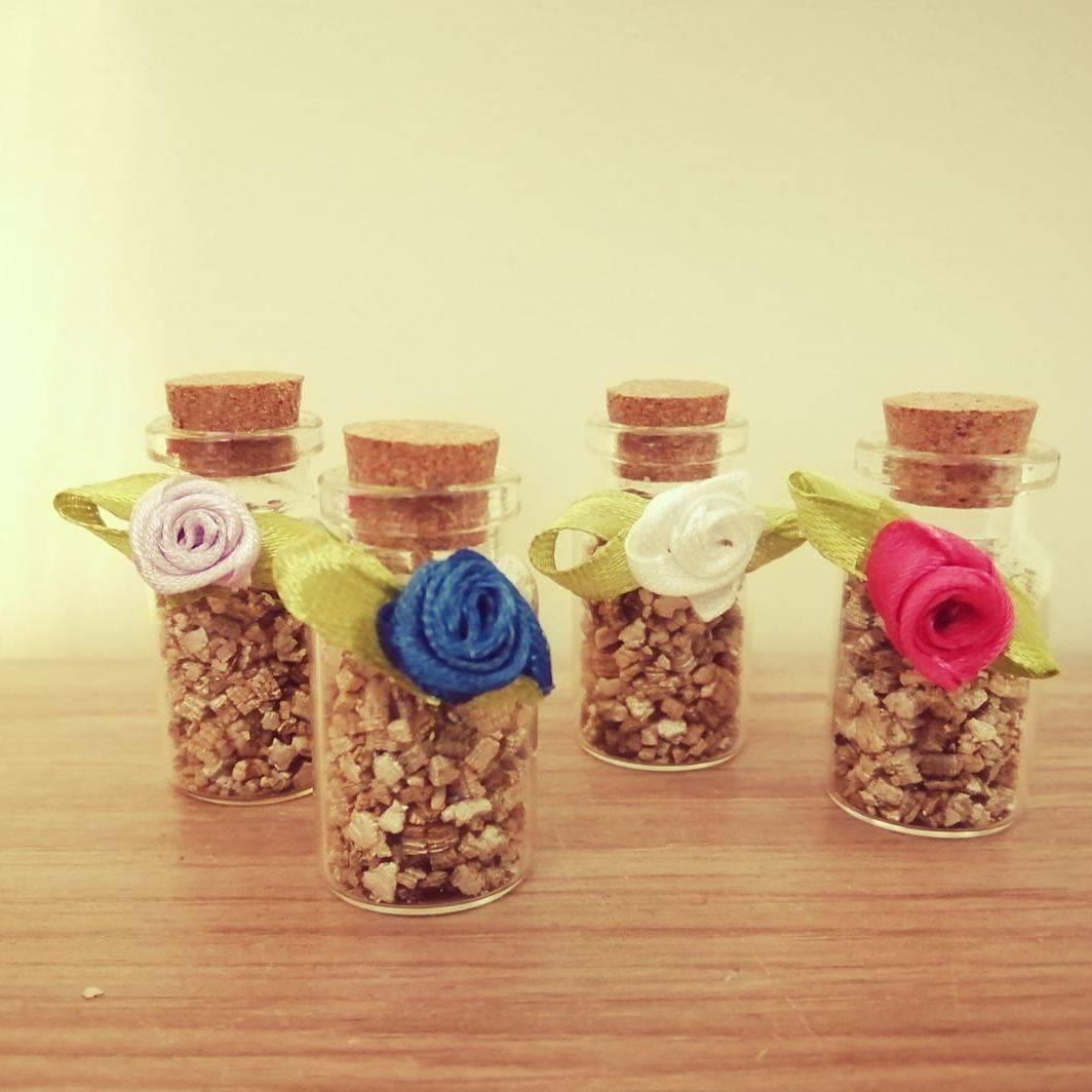 Unique Flower Seed  wedding favours