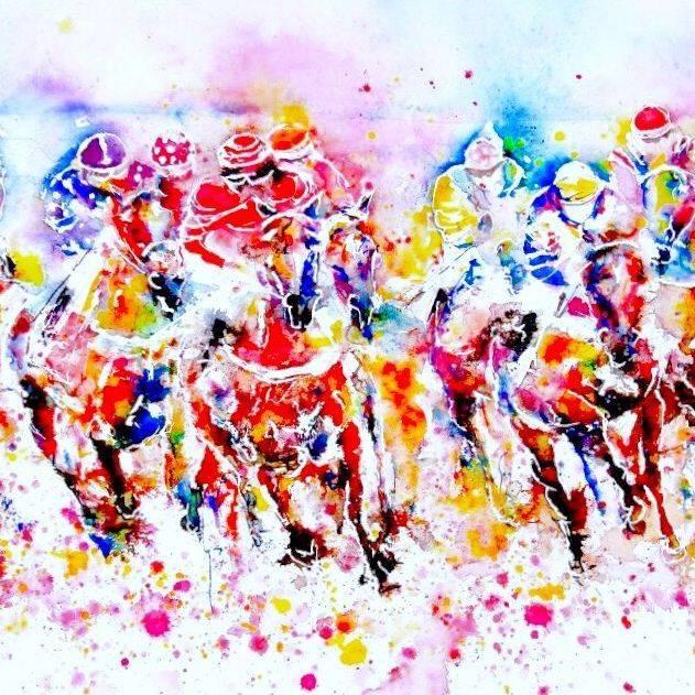 Mary Saifelden Horse Racing