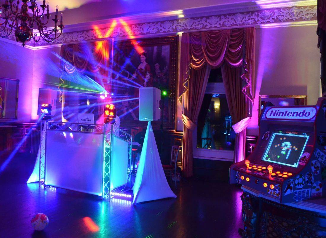 DJ PURE WEDDING DJS COACH HOUSE NEATH