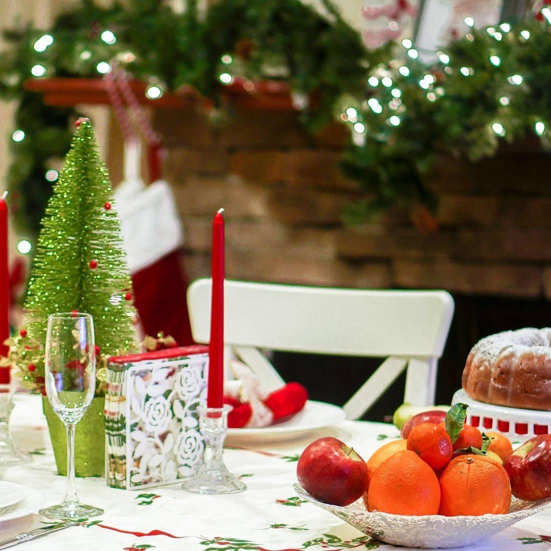 Holiday Catering Menu
