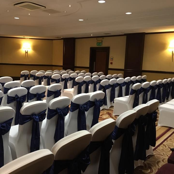 Chair Cover Hire Hilton Edinburgh