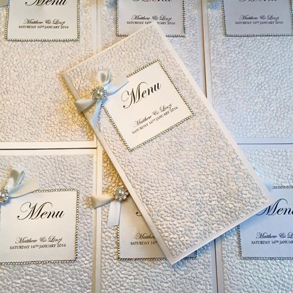 Menus, Wedding Invitations, luxury wedding invitations, wedding invitations, handmade wedding invitations, wedding invitations