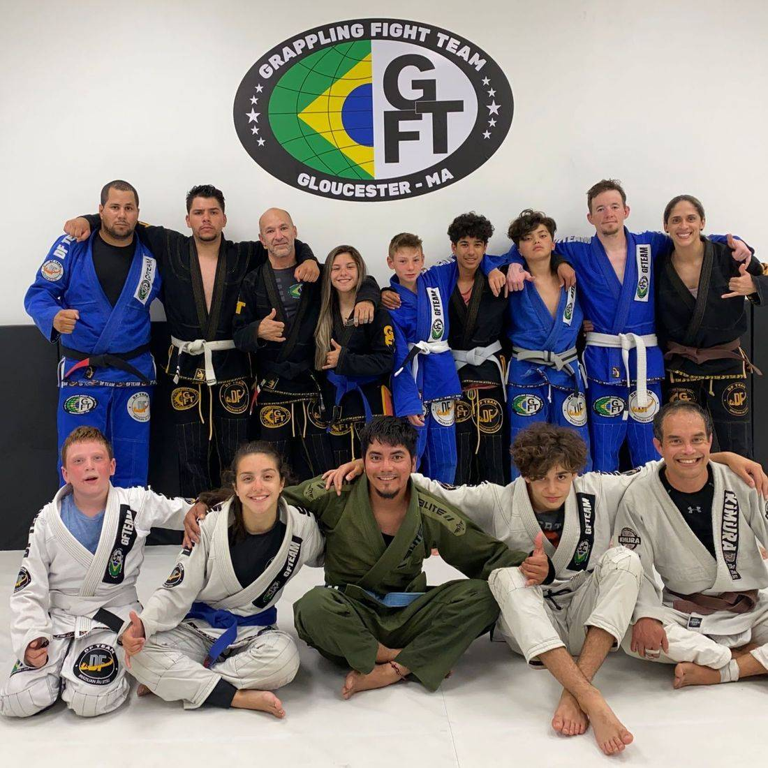 BJJ for All Levels