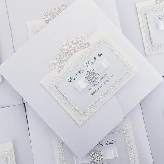 Wedding invitation london/south woodford