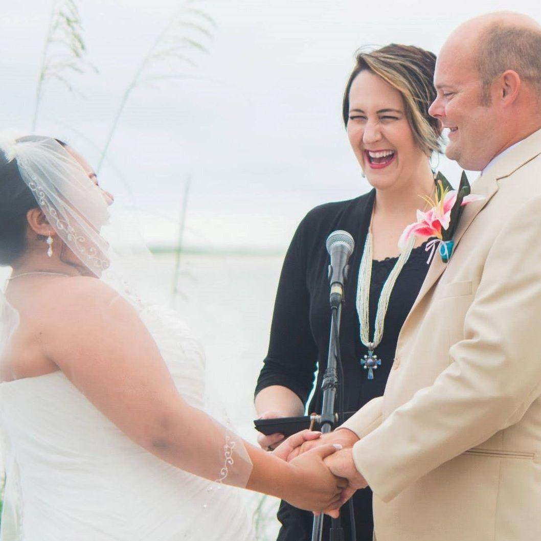 interfaith, wedding, officiant, beach wedding, venues