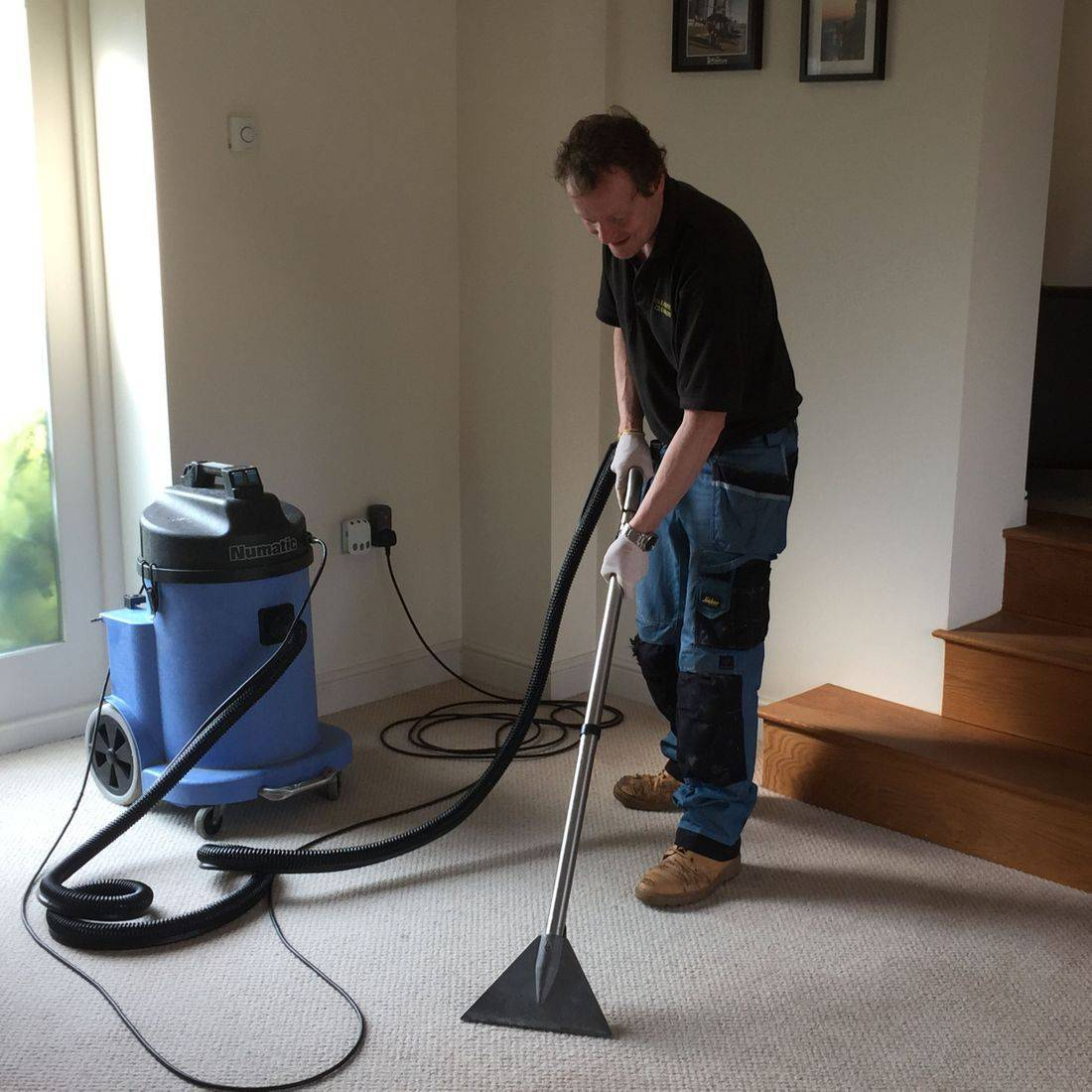 Carpet Cleaning in Leicester
