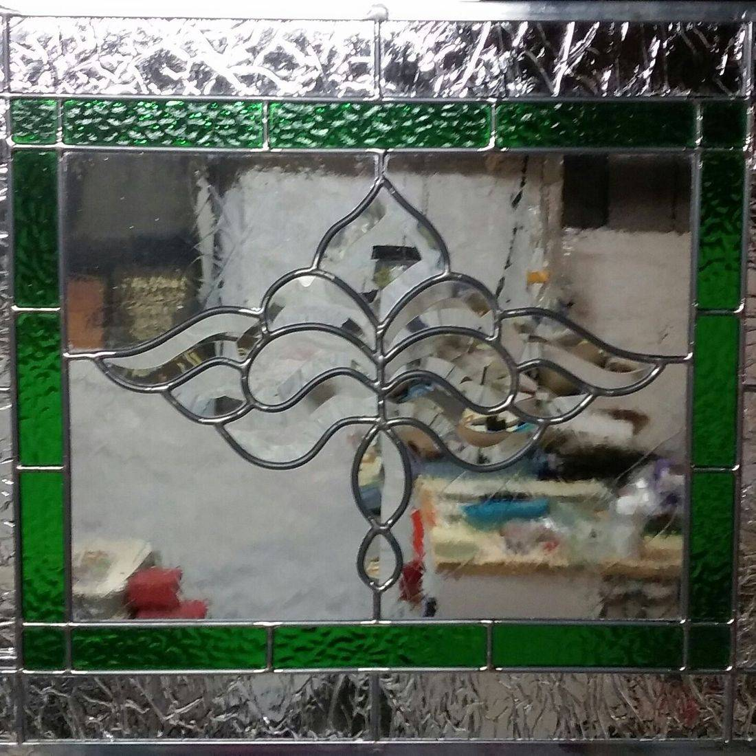 Stained Glass Panel Repair Restore Fixed Scranton