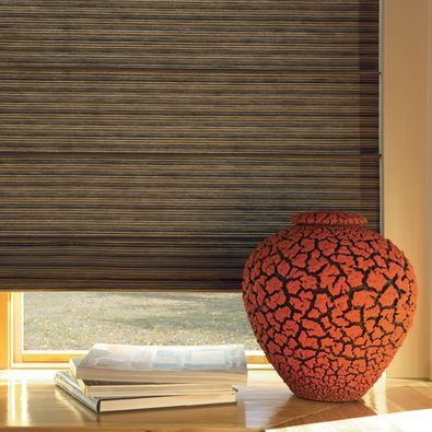 With Hunter Douglas wide selection of fabric and color choices, you can match a shade to color in artwork in your home.