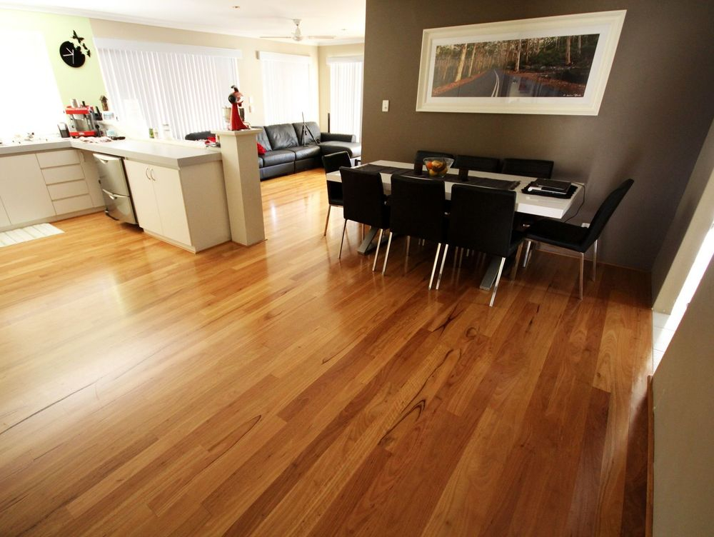 NSW Blackbutt Solid Timber Floors