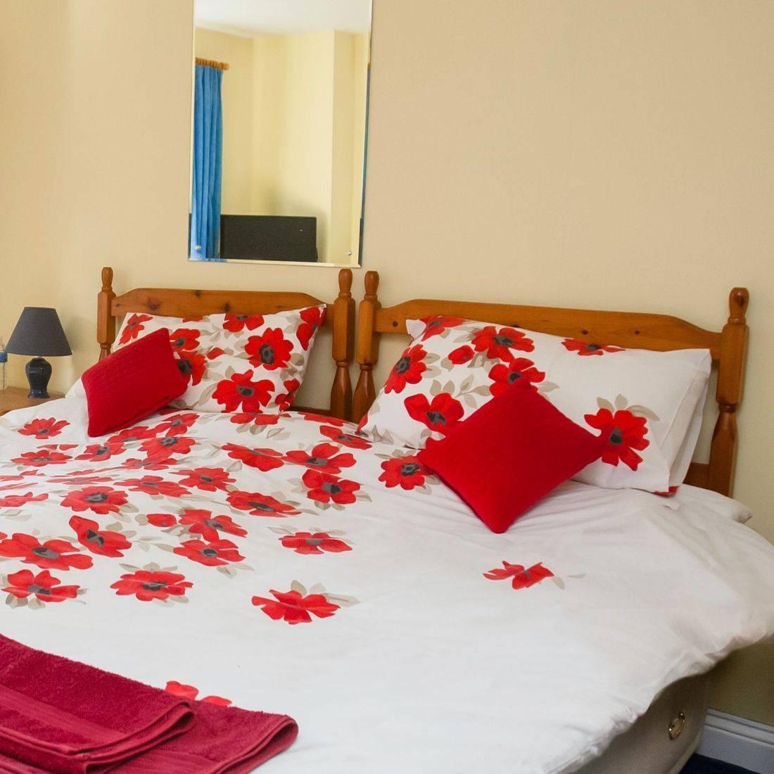 bedroom B&B room