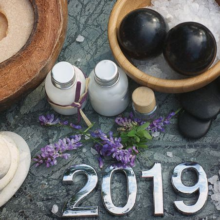 Massage therapy and spa treatment in 2019