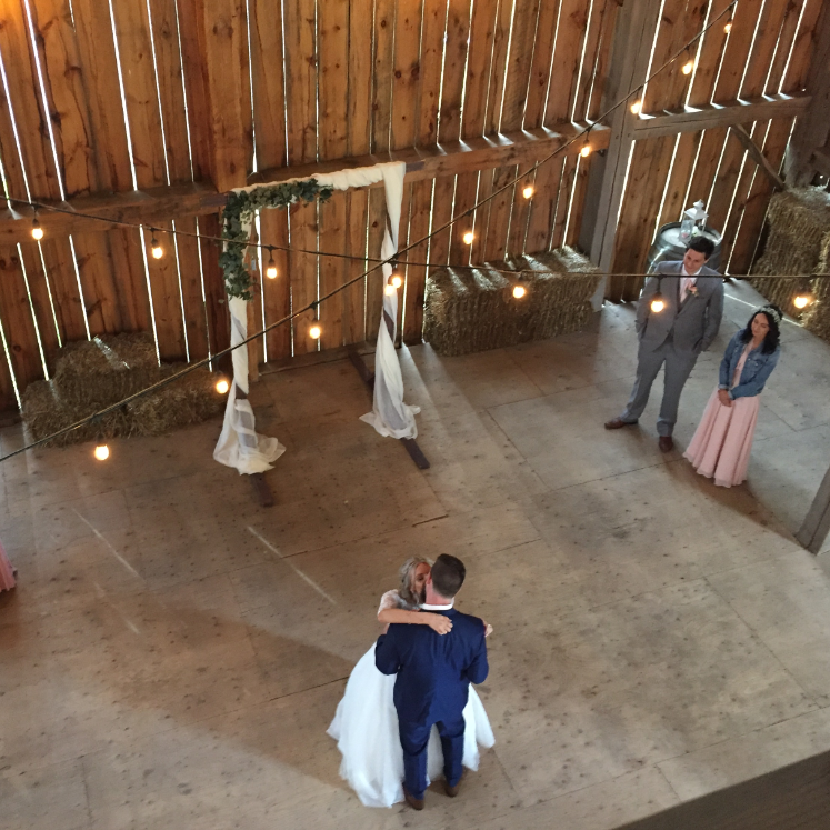 Wedding at Wainfleet Barn