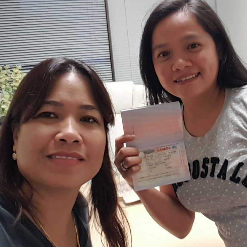 From a restaurant work permit to losing the status to getting it restored and got a caregiver work permit