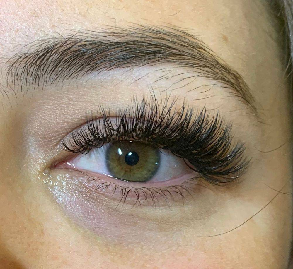 Celebrity Make up and eyelash extensions london