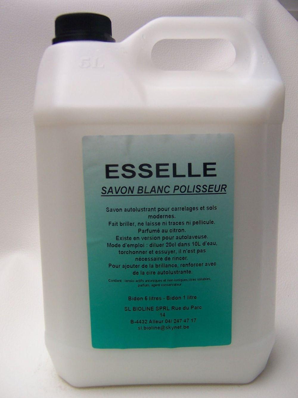SAVON BLANC 5 L