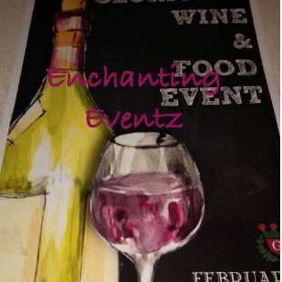 Food & Wine Event