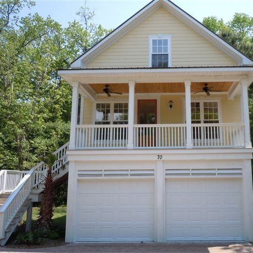 Siding & Porches