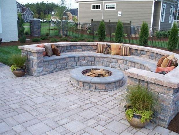 hardscape, patio, penfield, webster, firepit,