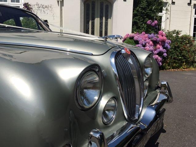 Jaguar MK2 s-type