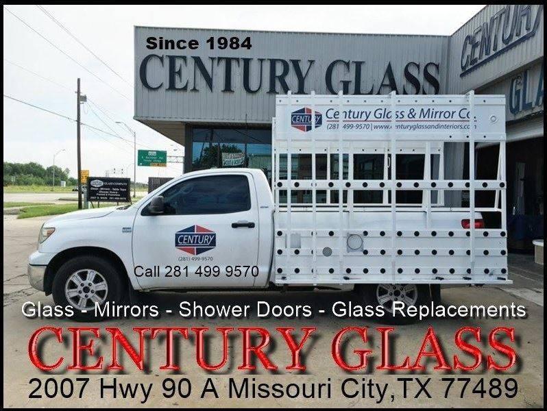Century Glass Company - 2007 Hwy 90 A Missouri City,TX 77489