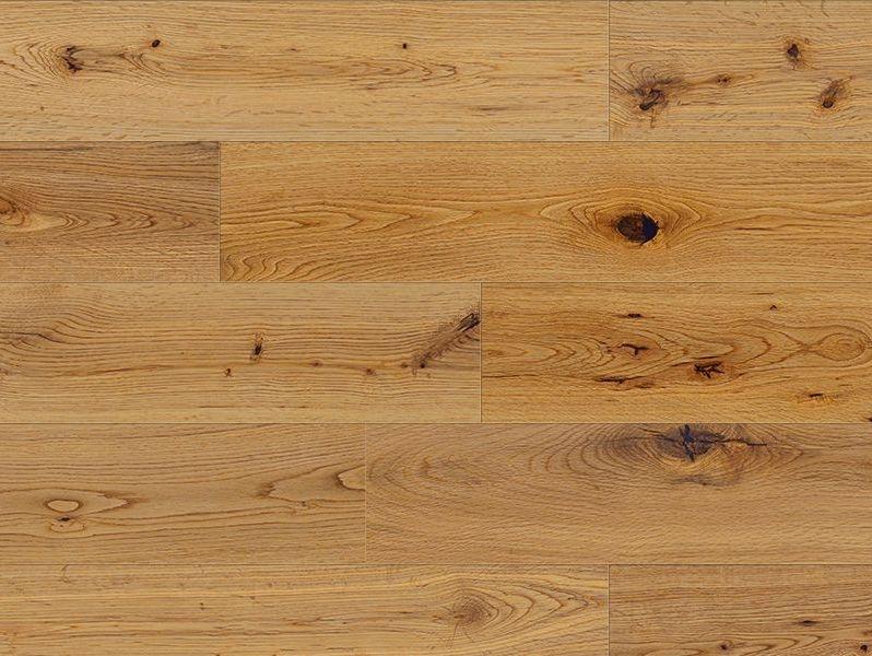 Canyon Oak 125mm Varnished Oak