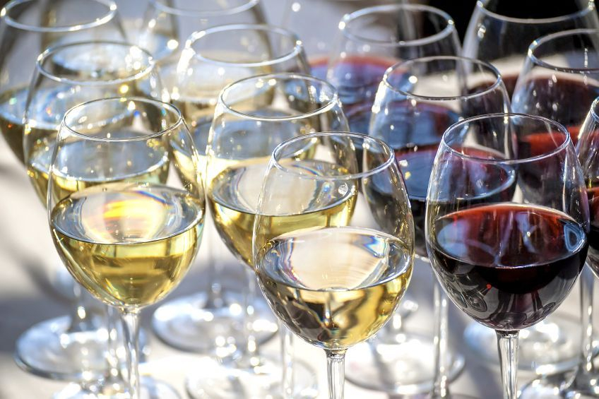 Arista Beer and Wine Catering Package