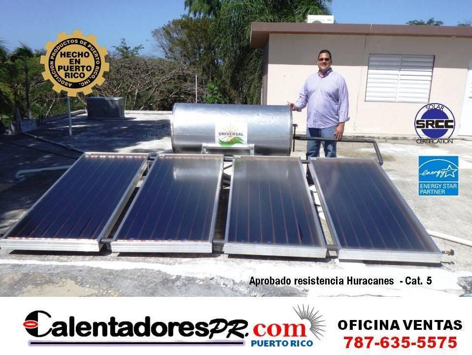 Calentador Solar para Comercios