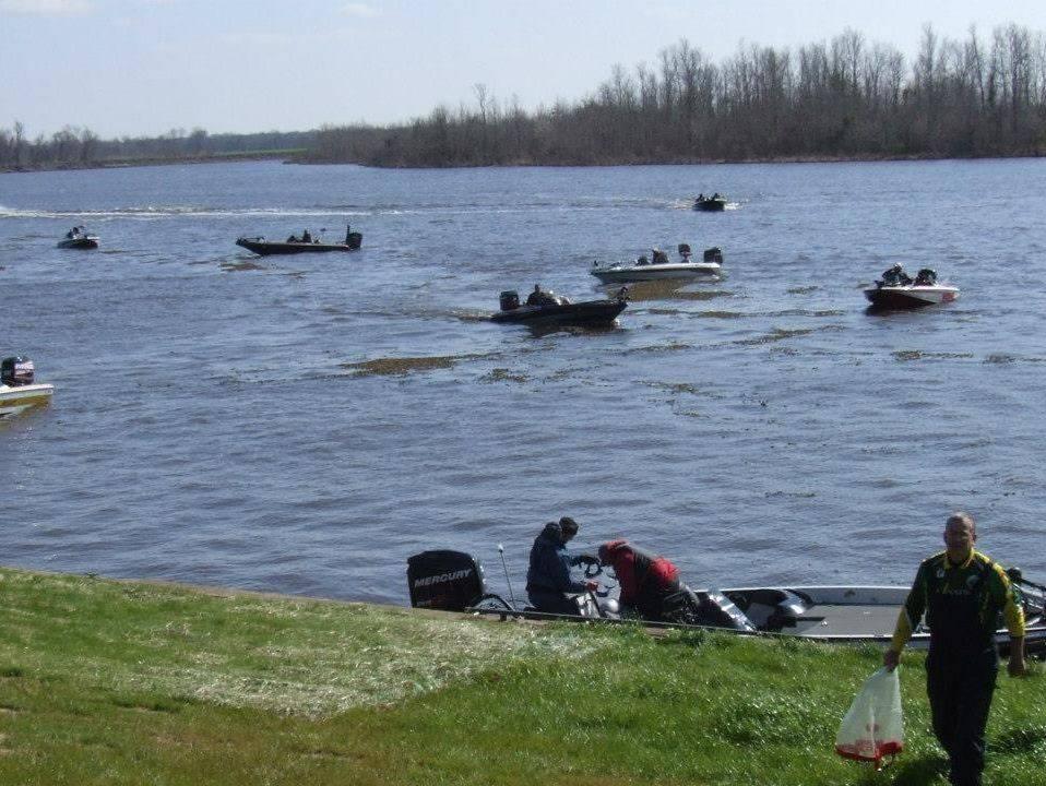 fishing, bass, tournament, Bass Boats, crappie