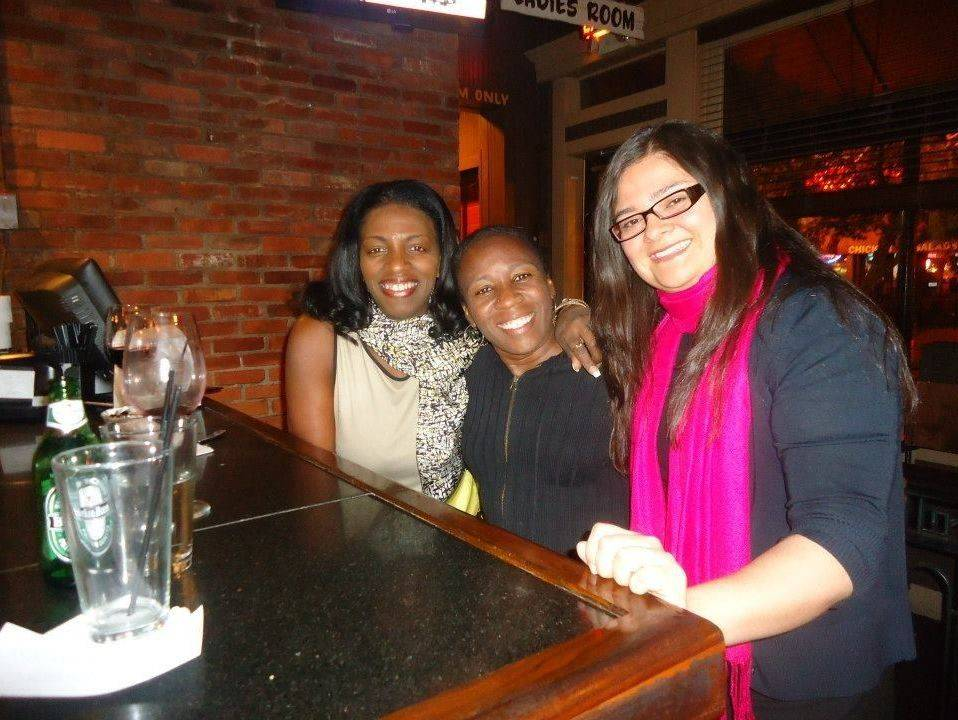 Friends and fellow educators - TESOL 2013