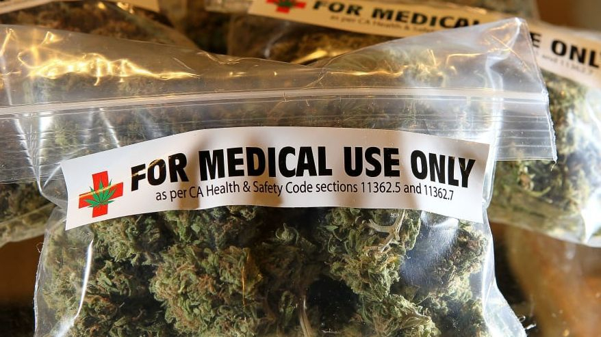 Fingerprinting for employment in Medical Marijuana Field