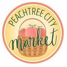Peachtree City Market Logo