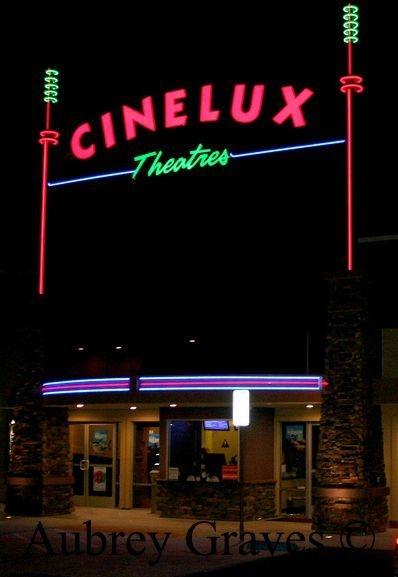 Cinelux  Scotts Valley haunted