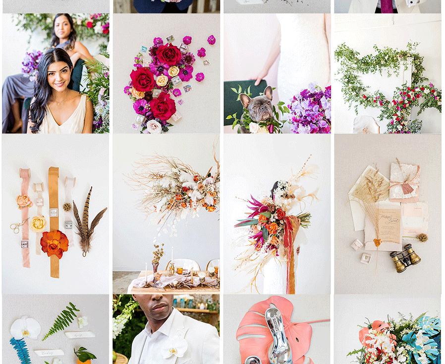 Wedding, Wedding Colours,